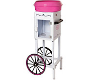Nostalgia Electrics Cotton Candy Cart - K374853