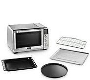 Delonghi Digital Countertop Oven w/ Double Glass Insulated Door - K47353