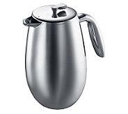 Bodum Columbia 34-oz Coffee Maker -Stainless Steel - K299954