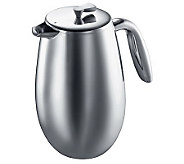 Bodum Columbia 51-oz Coffee Maker - Stainless St eel - K299956