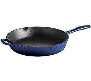 Tramontina Gourmet Enameled Cast-Iron 12
