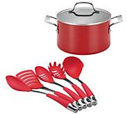 Circulon Genesis Nonstick Cookware 7-Piece Dutch Oven Set - K304658