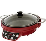 Cooks Essentials 12 Nonstick Induction Griddle - K46658