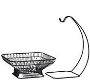Gourmet Basics by Mikasa French Countryside Basket & Hook - K304760