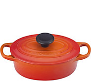 Le Creuset 1-qt Signature Oval Dutch Oven - K306360