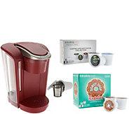 Keurig K-Select Coffee Maker w/ My K-Cup, 24 K-Cup Pods & Water Filters - K46760