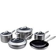 Scanpan CTX 10-Piece Cookware Set - K374761