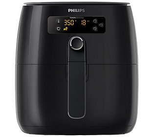 Philips Avance Digital Air Fryer with TurboStarTechnology