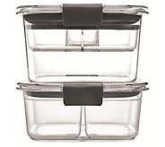 Rubbermaid 9-Piece Lunch & Salad Container Set - K380463