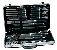 BergHOFF Geminis 33-Piece Barbecue Set with Case - K300164