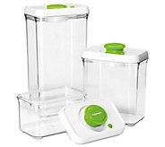 Cuisinart 6-pc Vacuum-Seal Food Storage Container Set - K302864