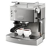 DeLonghi EC702 Pump Espresso & Cappuccino Maker - K128965