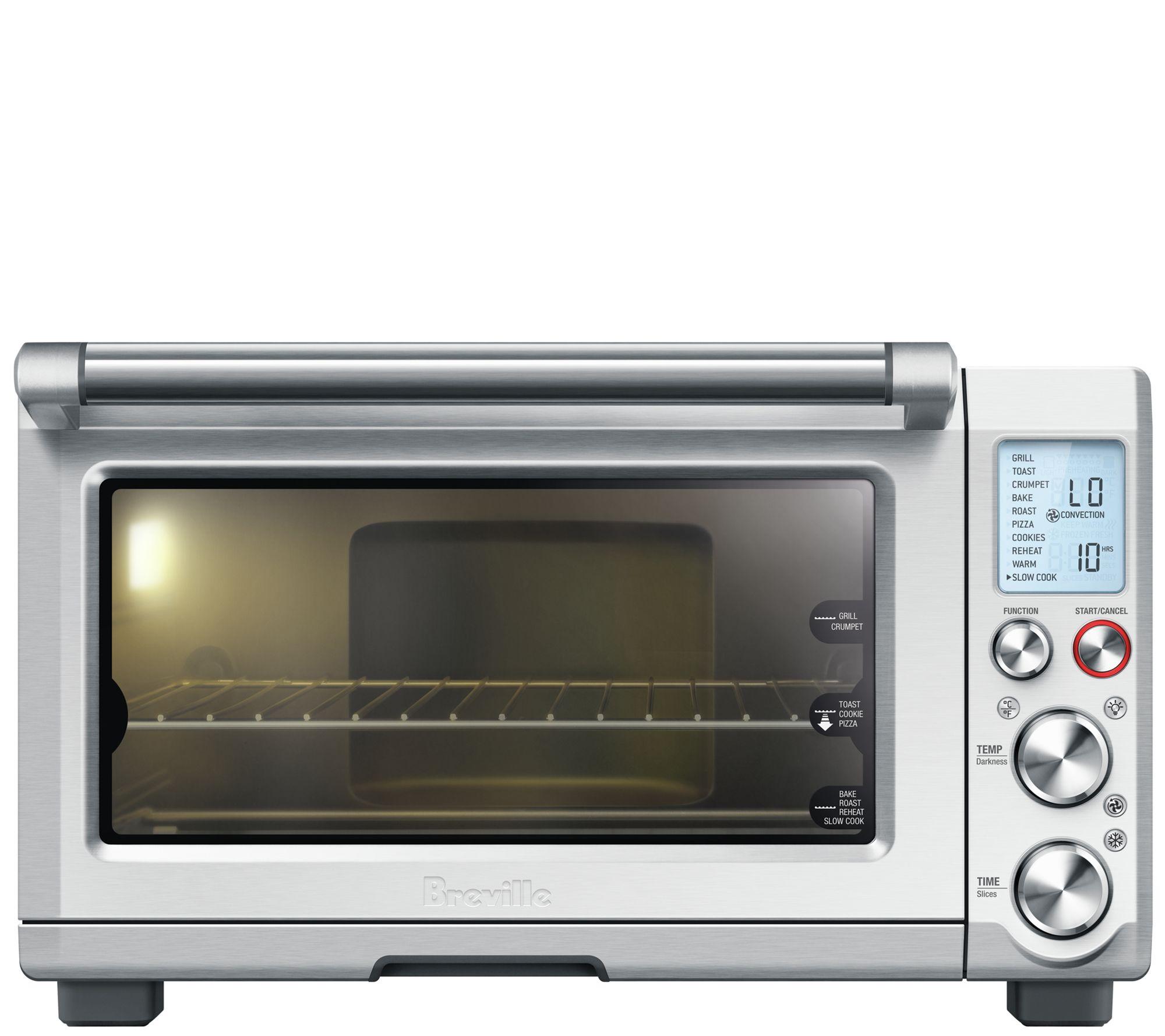 Breville Smart Oven Pro Qvc Com