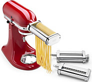 KitchenAid 3-Piece Pasta Roller & Cutter Set Attachment - K305565