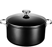 Le Creuset Nonstick 9-1/3-qt Stockpot with Glass Lid - K306166