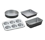 Cuisinart Chefs Classic Bakeware 4-Piece Starter Set - K125567