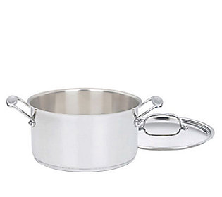 Cuisinart Chef's Classic Stainless 6-qt Stockpot with