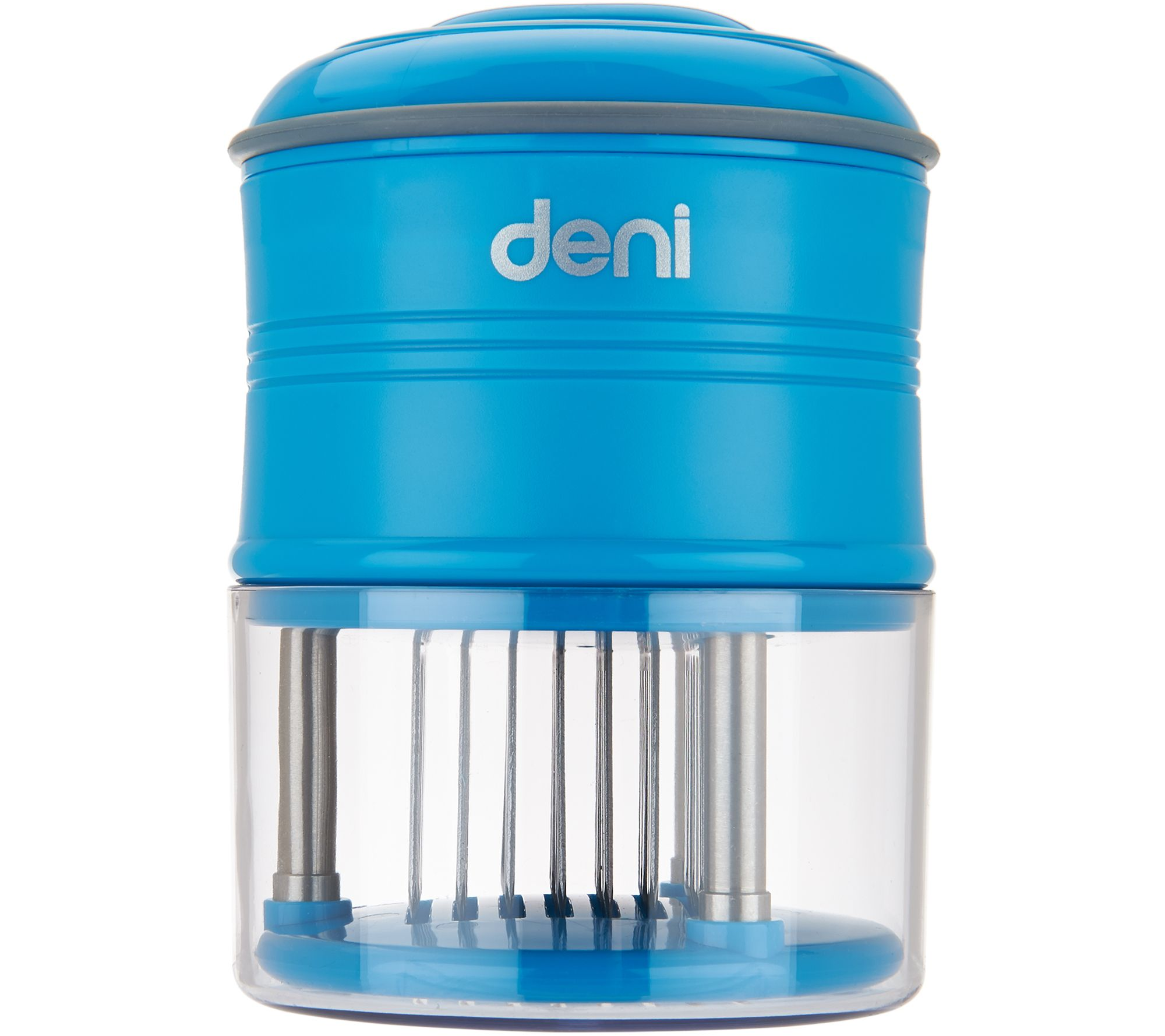 Deni 56 Stainless Steel Removable Blade Meat Tenderizer - Page 1 ...