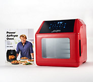 Power Air Fryer Pro Elite Oven 6-qt with Cookbook & Accessories - K48867