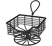 Gourmet Basics by Mikasa Rope Napkin Basket - K377968