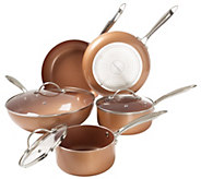 Classic Cuisine 8-Piece Cookware Set Nonstick Ceramic Coating - K378169