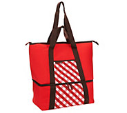 Rachael Ray Insulated Double Decker Tote - K46869