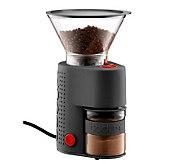 Bodum Bistro Electric Burr Coffee Grinder - K133270