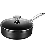 Le Creuset Nonstick 3.5-qt Saute Pan with GlassLid - K306170