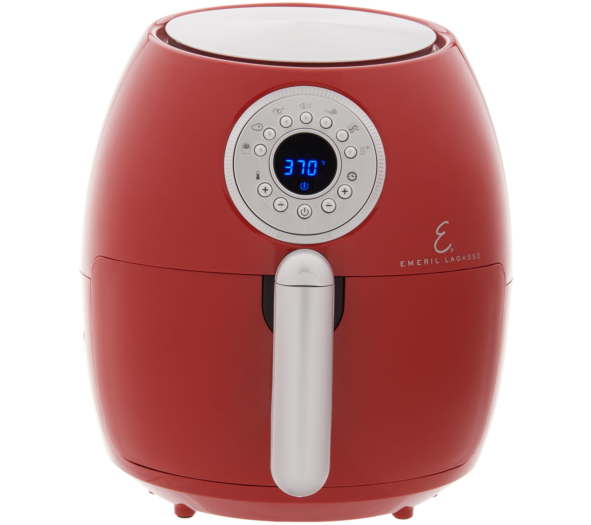 Emeril 5 3 Qt Digital Air Fryer With 7 Quot Cake Pan Page 1