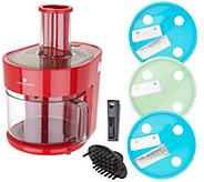 Cooks Essentials 7-in-1 Food Processor Prep Master - K47971