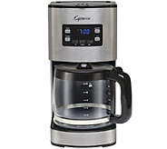 Capresso SG300 12-Cup Stainless Steel Coffee Maker - K306472