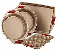 Rachael Ray Cucina Nonstick Bakeware 4-Piece Set - K304274