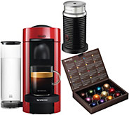 Nespresso Vertuo Plus Coffee Machine with Frother by DeLonghi - K306675