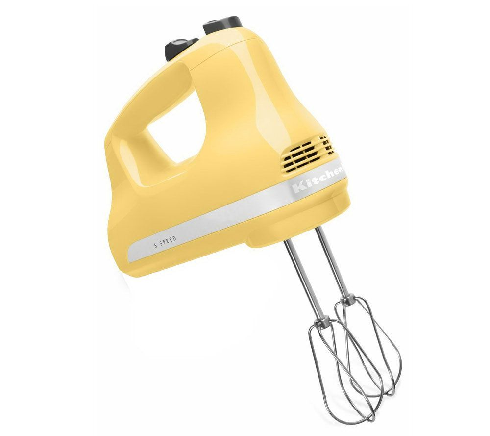 KitchenAid 5-Speed Hand Mixer — QVC.com