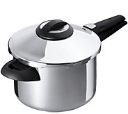 Kuhn Rikon Stainless 5 qt Duromatic Top Model Pressure Cooker - K306876