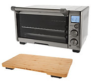 Breville Compact Smart Oven with Bamboo Cutting Board - K47376