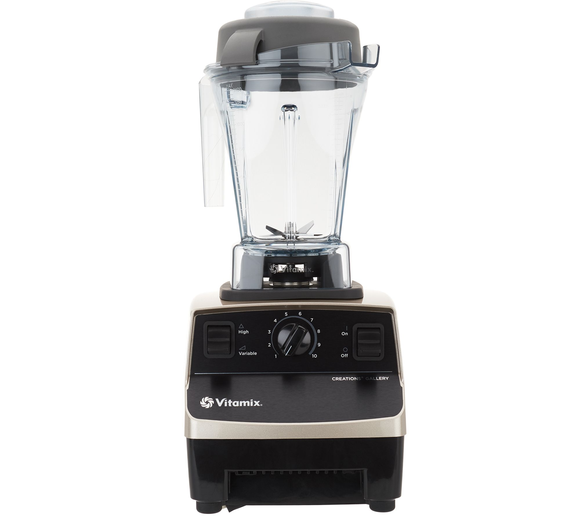 where is the serial number located on a vitamix blender