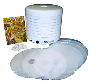 Nesco American Harvest Gardenmaster Food Dehydrator - K303677