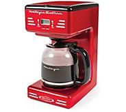 Nostalgia Electrics Retro Series 12-Cup CoffeeMaker - K374877