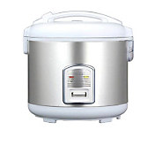 Oyama 10-Cup Stainless Steel Rice Cooker/Warmer/Steamer - K126578