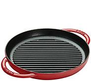 Staub Cast-Iron 10 Grill Pan - K378278