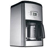 DeLonghi DC514T 14-Cup Drip Coffee Maker - K128979