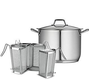 Tramontina Gourmet Prima 16-qt Stainless SteelPasta Set