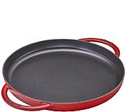 Staub Cast-Iron 10 Double Handle Pure Griddle - K378280