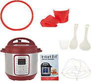 Instant Pot 6-qt Viva 9-in-1 Digital Pressure Cooker w/ Accessories - K48180