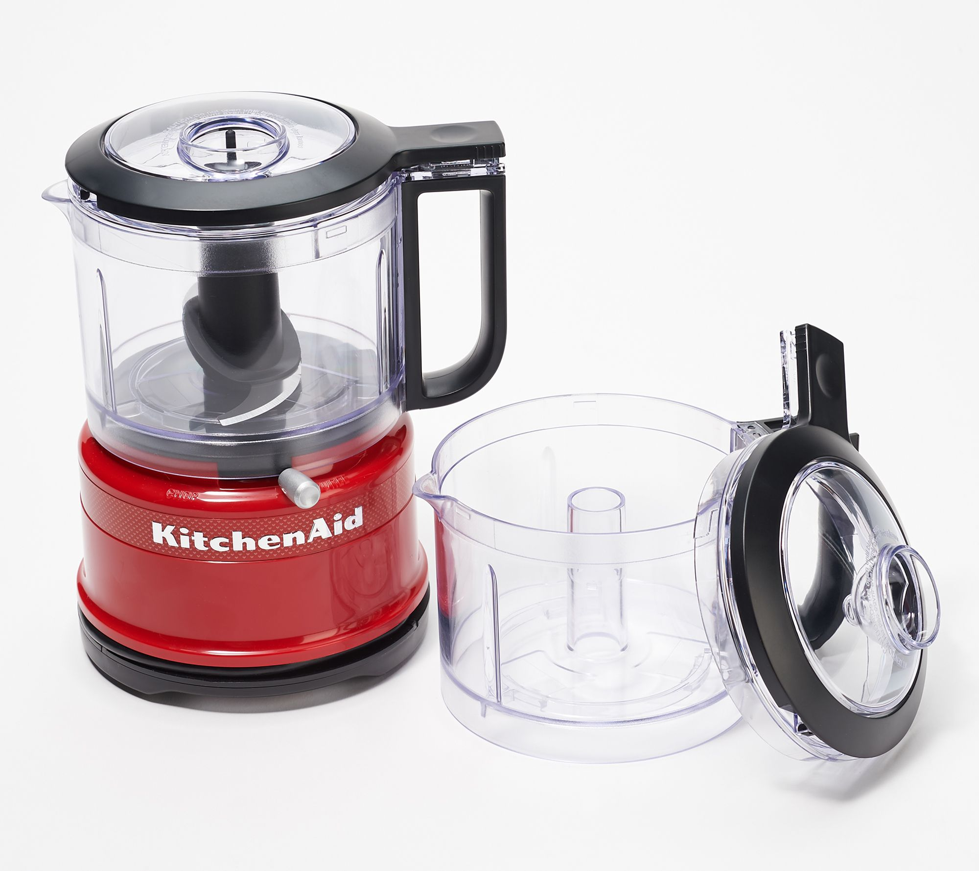 KitchenAid 100-Year Queen of Hearts 3.5 cup Food Chopper w/ Bowl — QVC.com