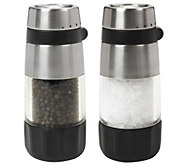 OXO Good Grips Salt and Pepper Grinder Set - K304983