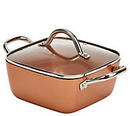 Copper Chef Every Day 7 Casserole with Lid - K377483