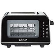 Cuisinart ViewPro Glass 2-Slice Toaster - K305585