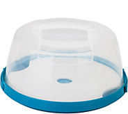 Honey-Can-Do Round Cake Carrier - K306685